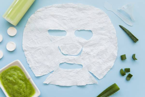 ماسک ورقه ای