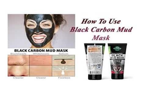 ماسک لجنی زغال سیاه