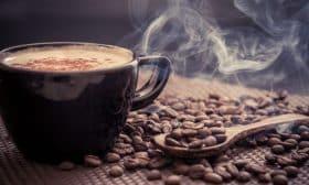 انواع خواص قهوه