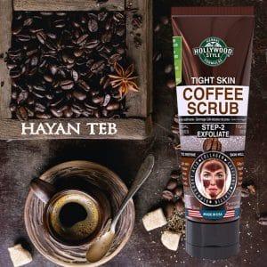 اسکراب قهوه هالیوود استایل