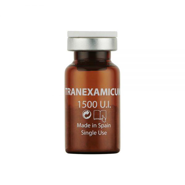 ترانگزامیک اسید ام سی سی ام برای ایجاد تعادل در رنگ پوست و کاهش تولید ملانین ساخته شده است. ترانگزامیک اسید ام سی سی ام همچنین یک مهار کننده تیروزیناز است