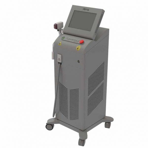 دستگاه لیزر الکس 755