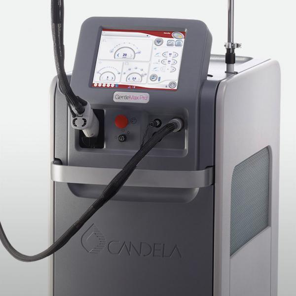 دستگاه لیزر candela