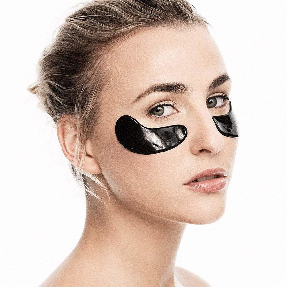 نحوه استفاده از ماسک دور چشم